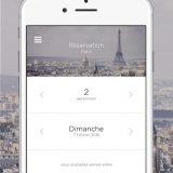 Réserver un restaurant avec une Appli Mobile